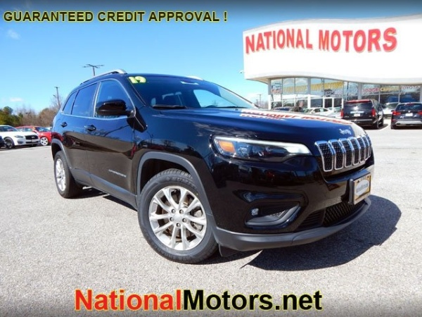 2019 Jeep Cherokee in Ellicot City, MD