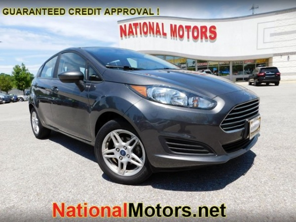 2017 Ford Fiesta in Ellicot City, MD