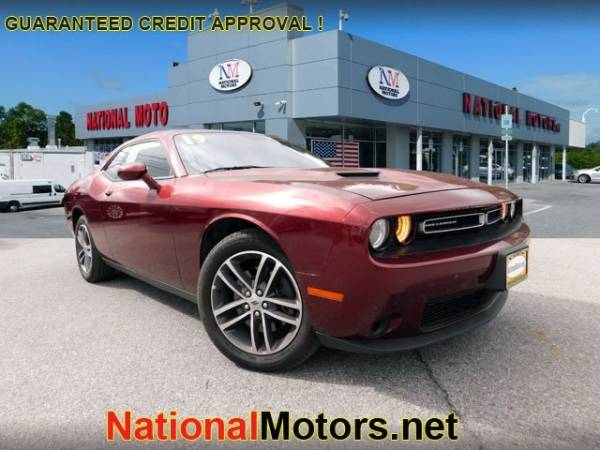 2019 Dodge Challenger