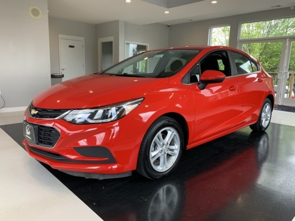 2017 Chevrolet Cruze in Manchester, MD