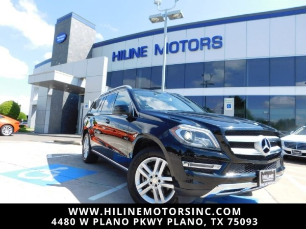 2015 Mercedes-Benz GL in Plano, TX