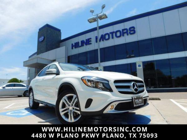 2015 Mercedes-Benz GLA in Plano, TX