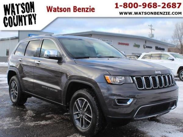 2020 Jeep Grand Cherokee in Benzonia, MI