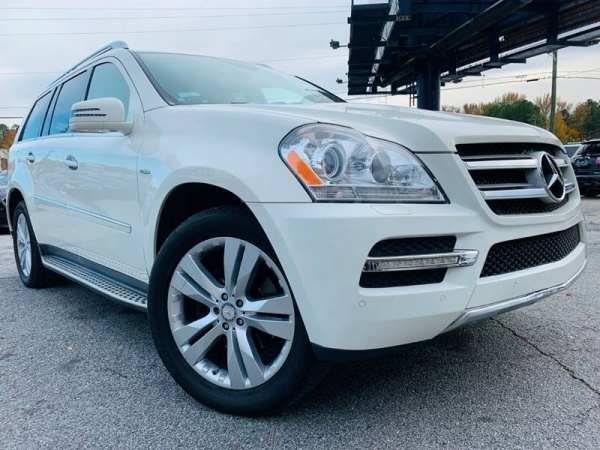 2012 Mercedes-Benz GL in Snellville, GA