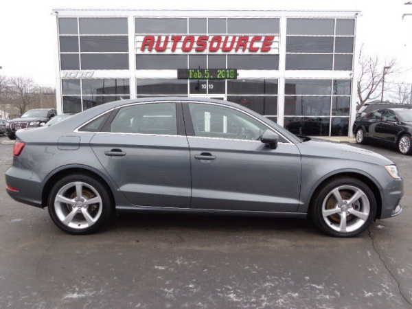 2015 audi a3 premium sedan 1 8t fwd for sale in milwaukee. Black Bedroom Furniture Sets. Home Design Ideas