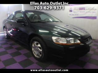 1998 Honda Accord For Sale >> Used 1998 Honda Accords For Sale Truecar