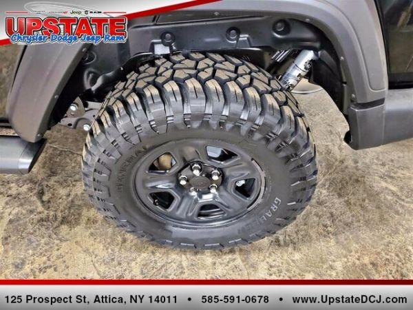 2020 Jeep Wrangler in Attica, NY