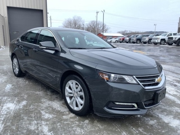 2019 Chevrolet Impala in Somerset, WI
