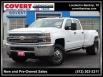 2016 Chevrolet Silverado 3500HD WT Crew Cab Long Box SRW 4WD for Sale in Bastrop, TX