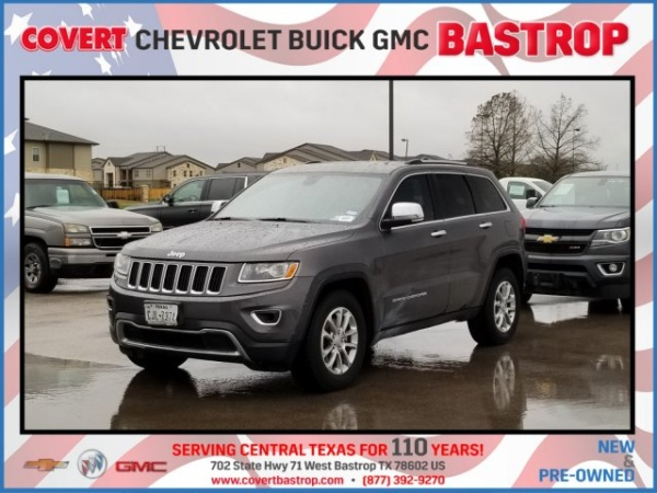 2014 Jeep Grand Cherokee in Bastrop, TX