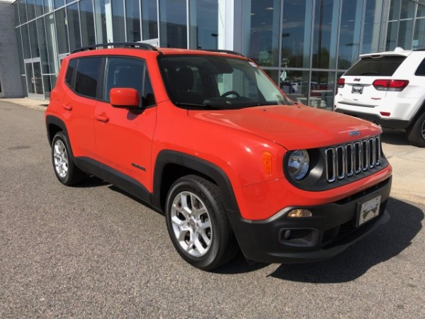 Used Jeep Renegade For Sale In Richmond, VA
