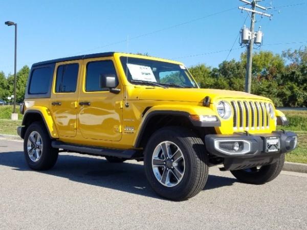 2019 Jeep Wrangler in Prince George, VA