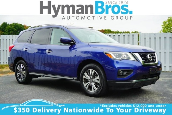 2019 Nissan Pathfinder in Midlothian, VA