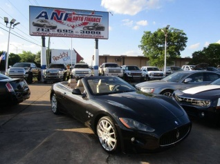 Used Maserati Granturismo >> Used Maserati Granturismo Convertibles For Sale Truecar