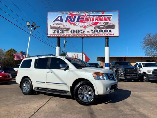 2015 Nissan Armada in Houston, TX