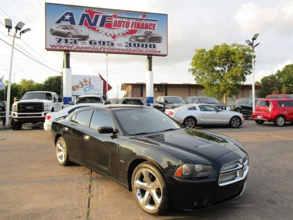 2013 Dodge Charger R/T Plus