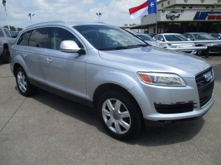 Audi q7 for sale houston
