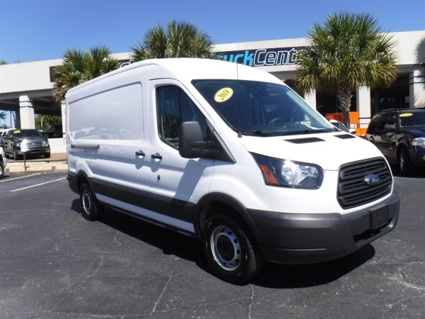 2018 Ford Transit Connect T-150