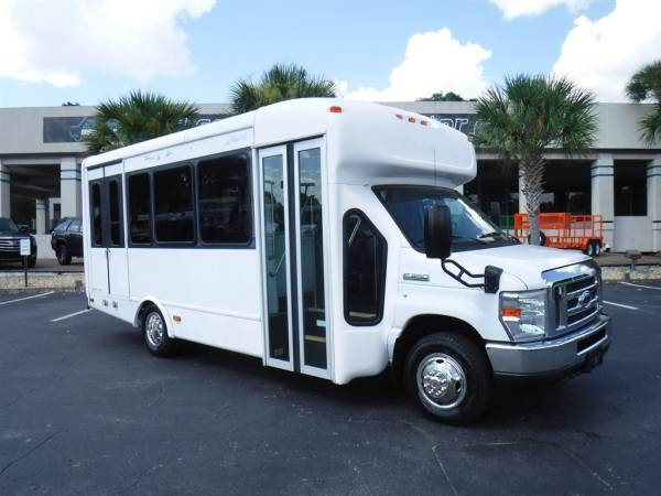 2012 Ford Econoline Commercial Cutaway in Jacksonville, FL