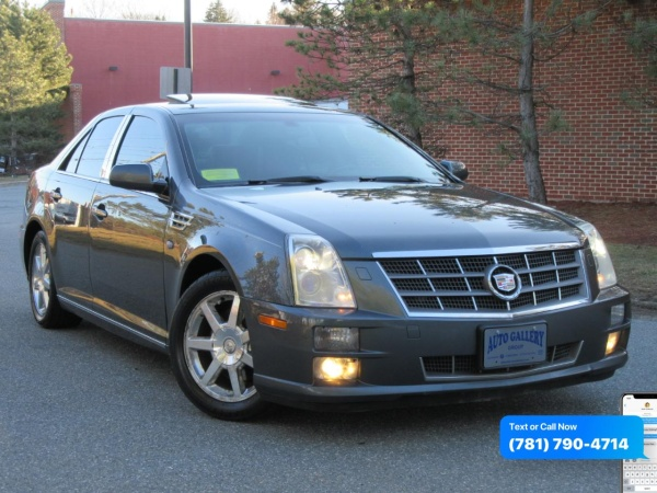 2011 Cadillac STS in Wakefield, MA