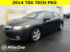 2014 Acura TSX Sedan I4 Automatic with Technology Package for Sale in Fallston, MD