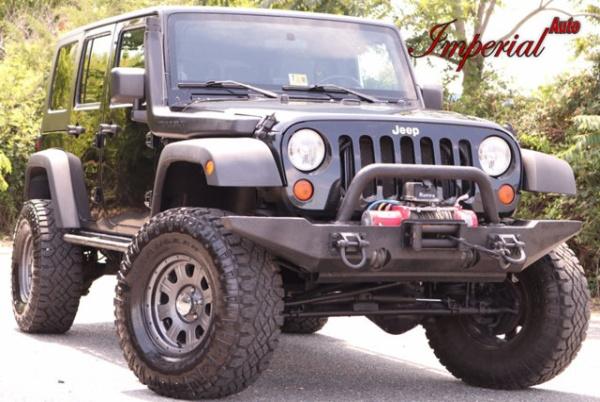 2008 Jeep Wrangler in Manassas, VA