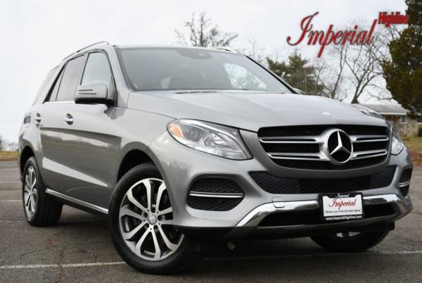 2016 Mercedes-Benz GLE in Manassas, VA