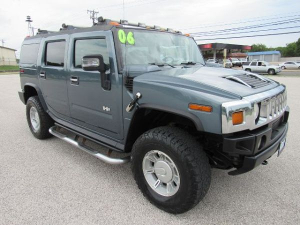 2006 HUMMER H2 in Killeen, TX