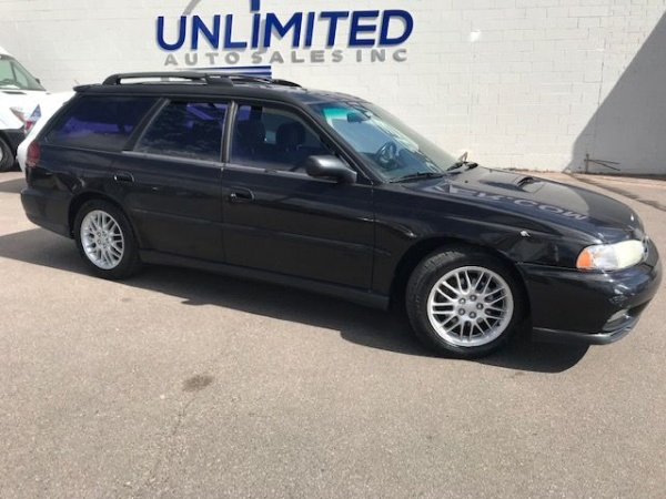 1999 Subaru Legacy GT With DY Equipment Wagon 25 Auto For Sale In