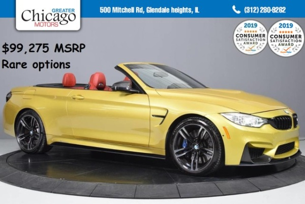 2017 BMW M4 in Glendale Heights, IL