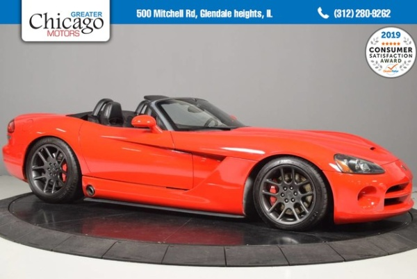Used Dodge Viper For Sale In Chicago Il 5 Cars From