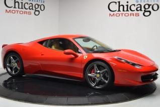 Perfect Used 2010 Ferrari 458 Italia Coupe For Sale In Chicago, IL