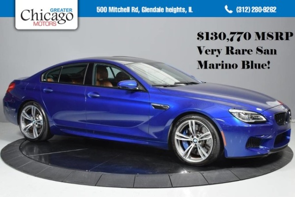 2017 Bmw M6 In Glendale Heights Il