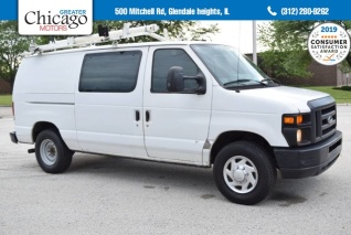 Cargo Van For Sale >> Used Ford Econoline Cargo Vans For Sale Truecar