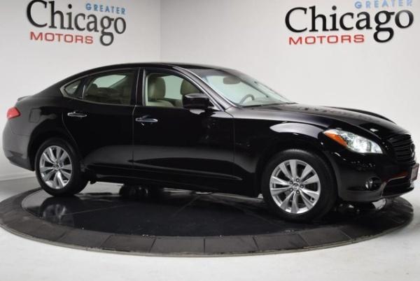 2011 Infiniti M M37x Awd For Sale In Chicago Il Truecar