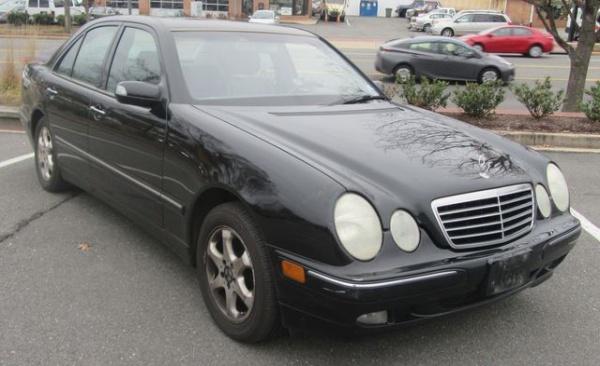 2002 Mercedes-Benz E E 320