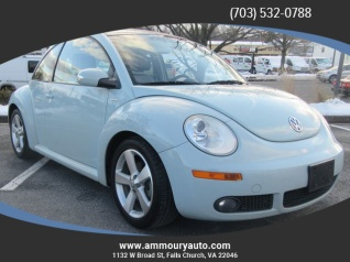2010 Volkswagen New Beetle Final Edition Coupe Pzev For In Falls Church