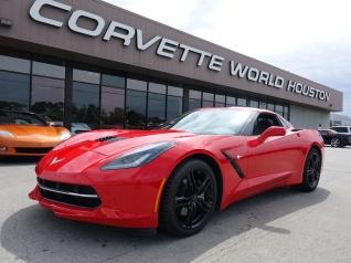 2016 Chevrolet Corvette Stingray With 2lt Coupe For In Houston Tx