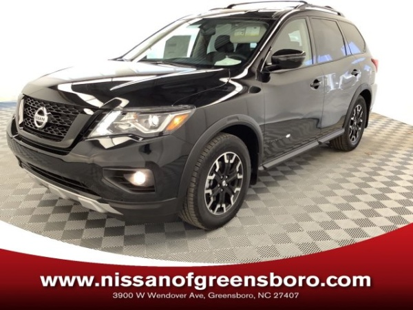 2020 Nissan Pathfinder in Greensboro, NC