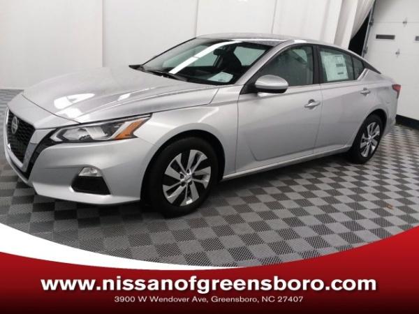 2020 Nissan Altima in Greensboro, NC