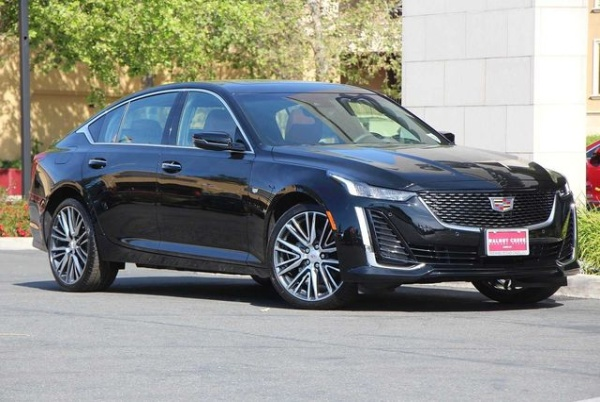 2020 Cadillac CT5 in Walnut Creek, CA