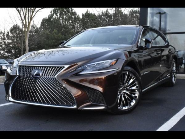 2018 Lexus LS LS 500h