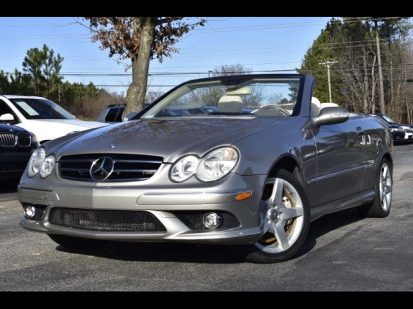 2006 Mercedes-Benz CLK in Duluth, GA