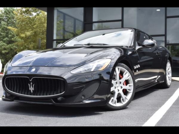 2014 Maserati GranTurismo Unknown