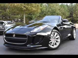 Used Jaguar F Type For Sale >> Used Jaguar F Types For Sale In Atlanta Ga Truecar
