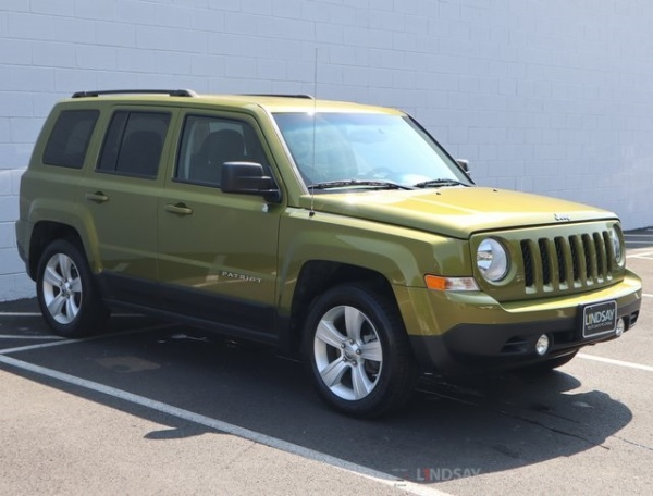 2012 Jeep Patriot Latitude