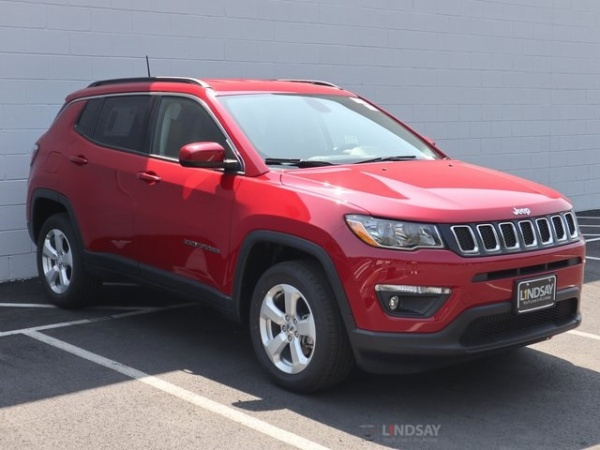 2019 Jeep Compass in Manassas, VA
