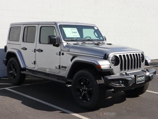 2020 Jeep Wrangler in Manassas, VA