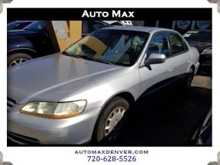 Marvelous Used 2002 Honda Accord LX Sedan Auto ULEV For Sale In Denver, CO