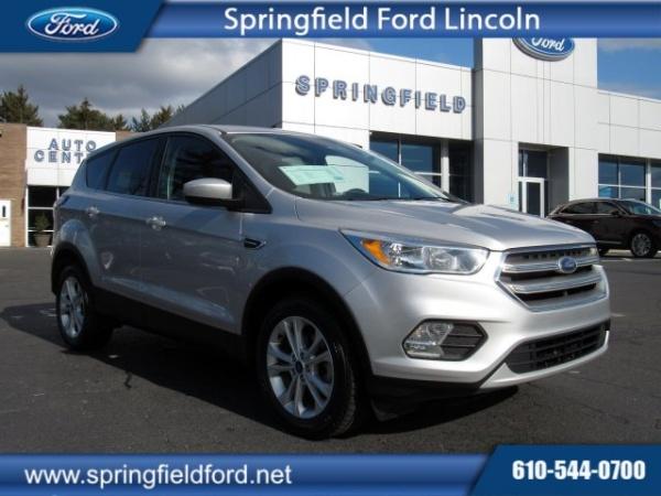 2017 Ford Escape in Springfield, PA